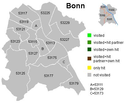Plz Bonn Postleitzahlen In Bonn Alle Postleitzahlen Finden In Das Ortliche